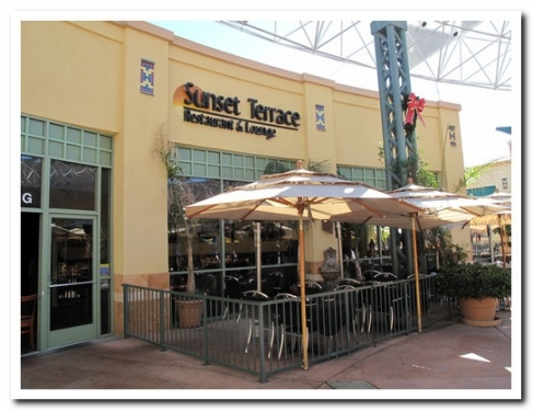 Sunset Terrace Thousand Oaks Restaurants American Californian Conejo Valley 411 S Complete Business Directory