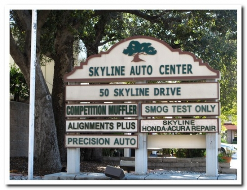 Acura Thousand Oaks >> Skyline Acura and Honda Repair | Thousand Oaks | Automotive | Auto Repair | Conejo Valley 411 ...