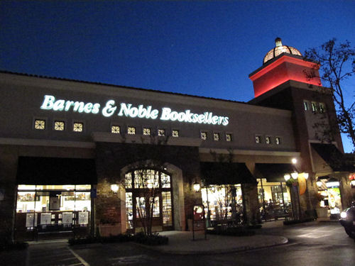 Barnes And Noble In Westlake Village Thousand Oaks