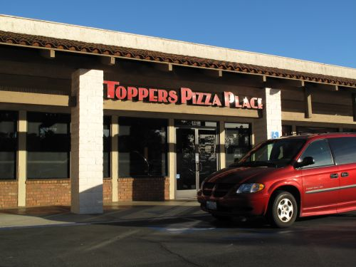 Toppers pizza coupons thousand oaks ca